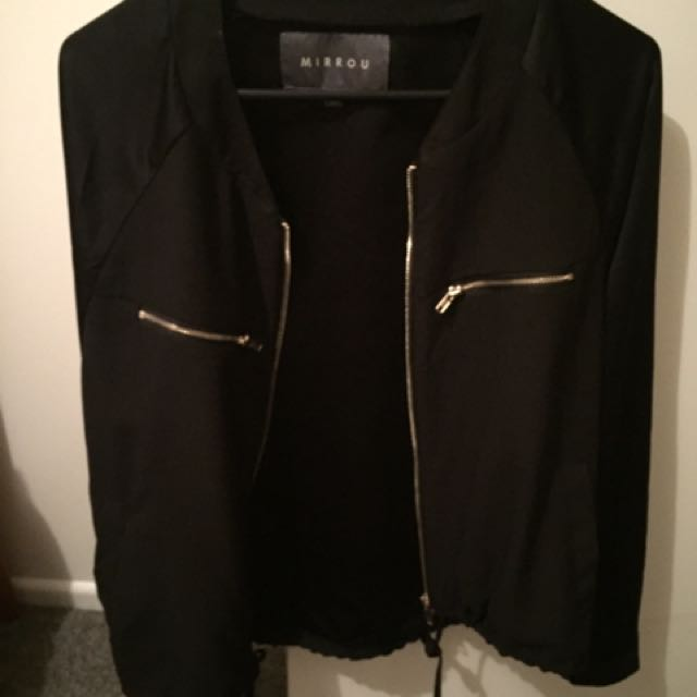 Mirrou Bomber Jacket