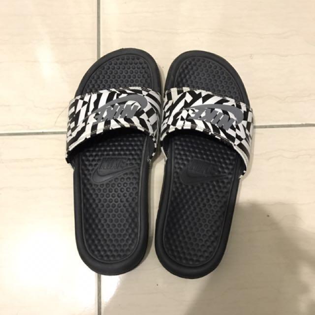 Nike 拖鞋 24cm