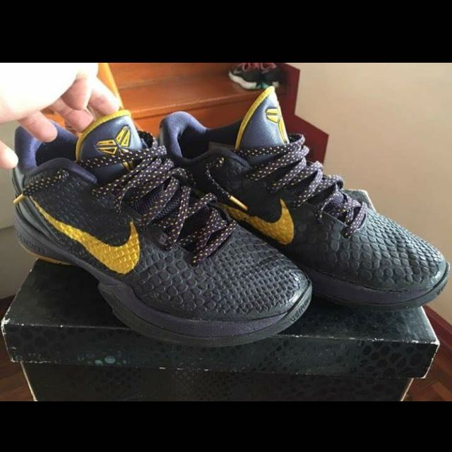 Nike Kobe6