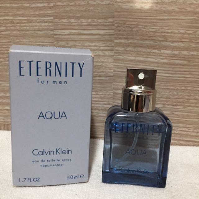 ORIGINAL Eternity For Men Aqua