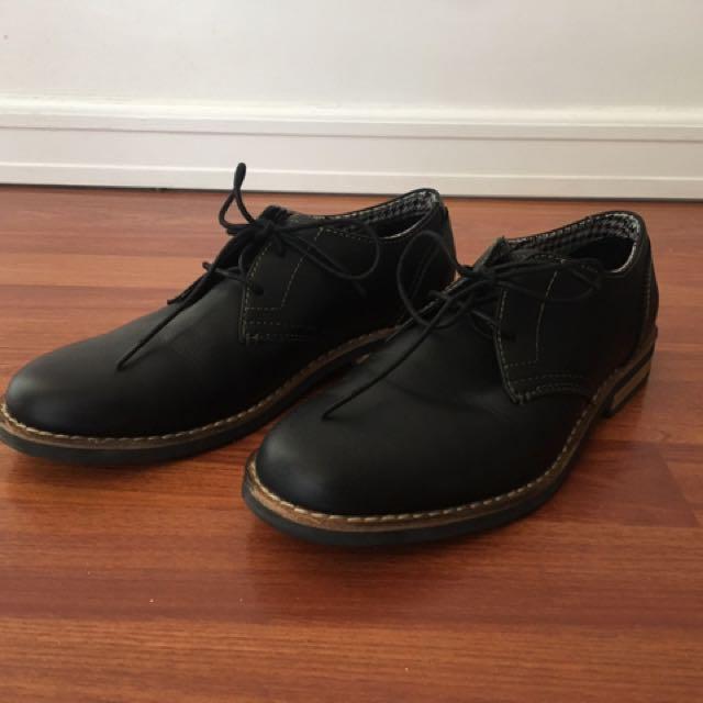 Original Penguin Black Shoes