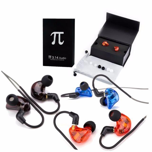 Pi 3.14 Audio DR1 & DR1 SE - IEM (In Ear Monitor)