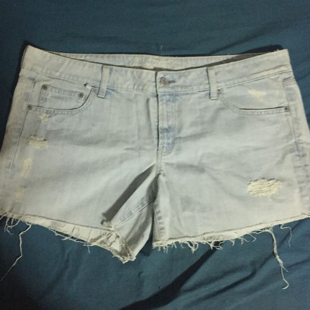 Plus Size American Eagle Denim Shorts