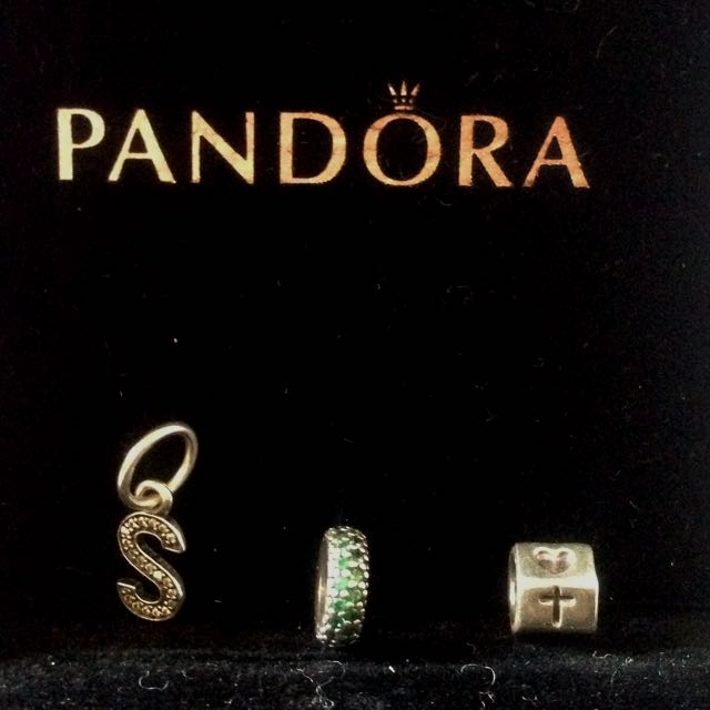 PRE-LOVED PANDORA CHARMS
