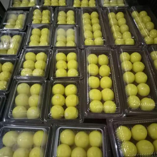 Pudding Isi Durian