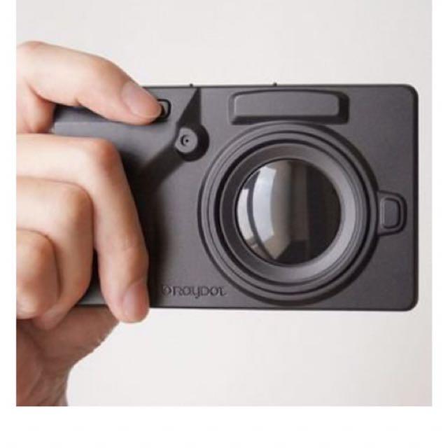 Raydot紙相機
