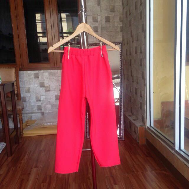 Red Culottes