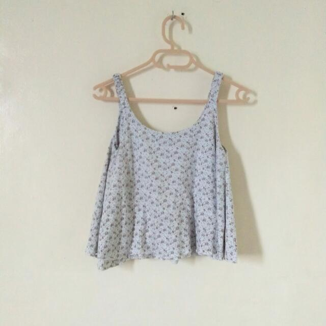 REPRICED Hanging Blouse