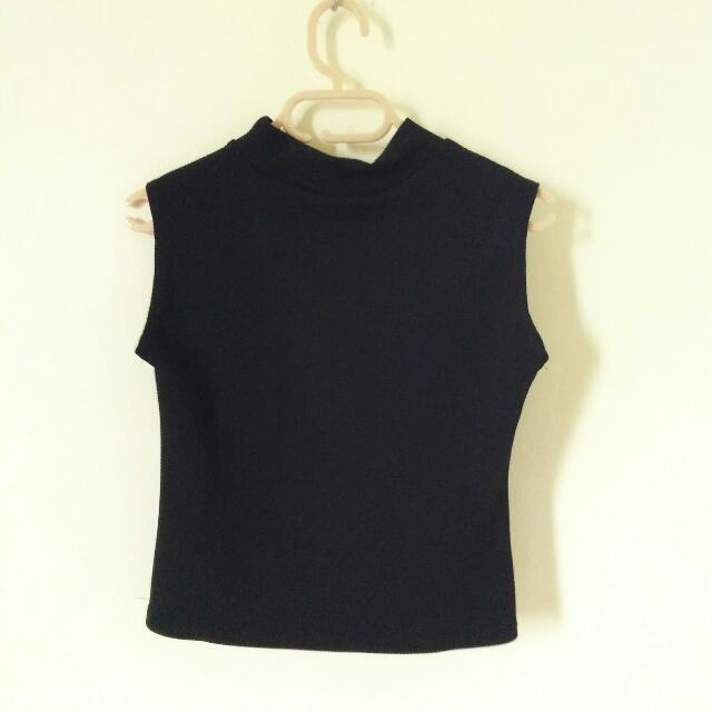 REPRICED Turtle Neck Top
