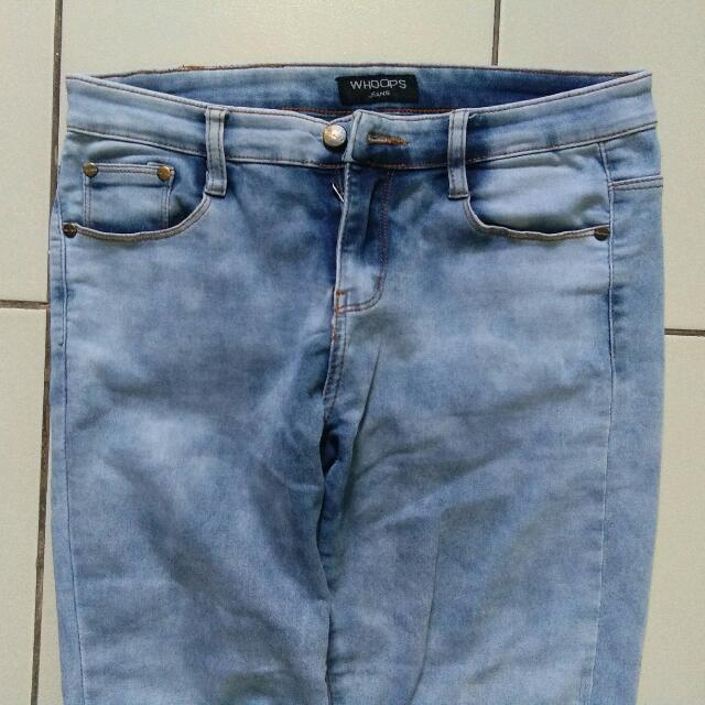 REPRICED Whoops Jeans