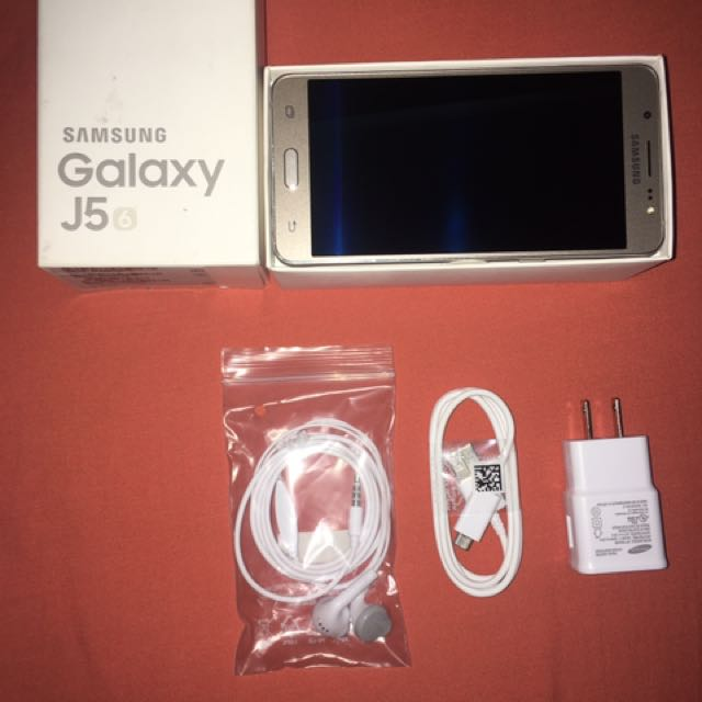SAMSUNG J5 GALAXY GOLD