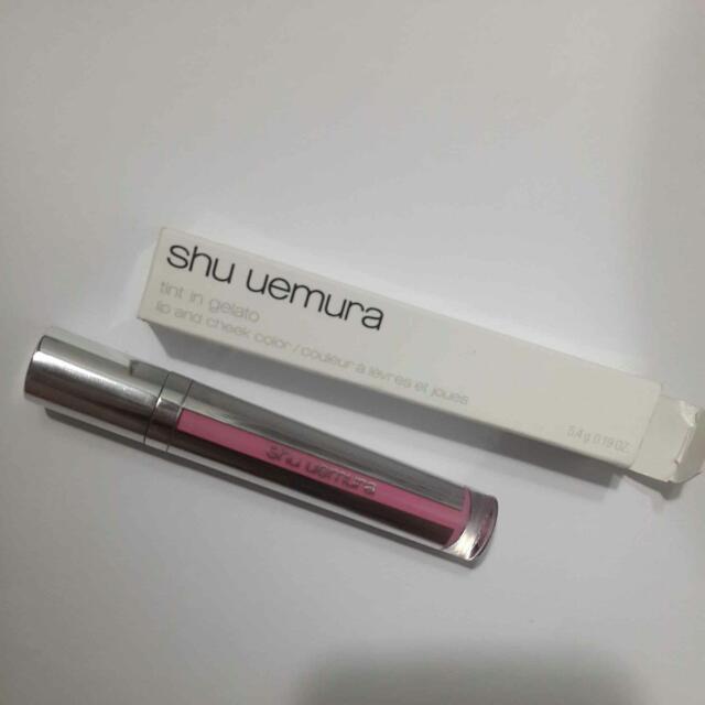Shu Uemura Tint In Gelato (Lip And Cheek)