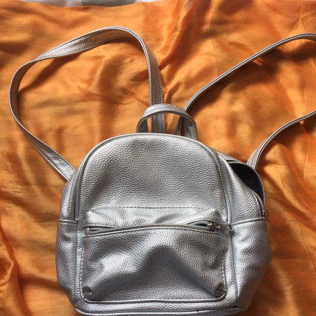 Silver Festival Backpack