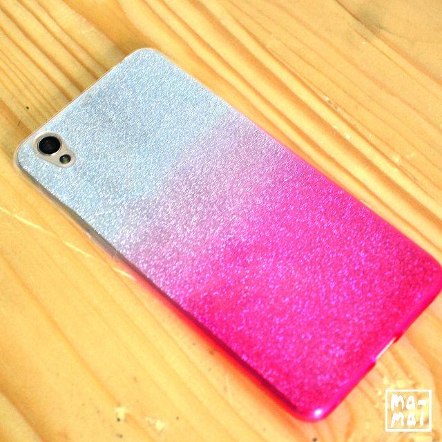 Softcase Glitter 2 Warna