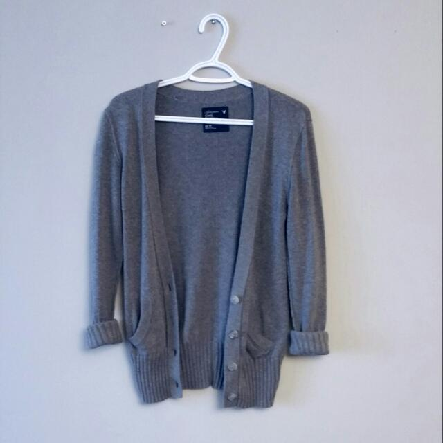 REDUCED! From $15 to $10 - Super Comfy AEO Cardigan