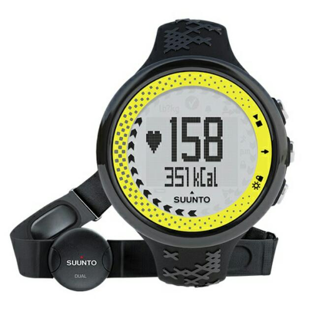 Suunto M5 Black/Lime HR