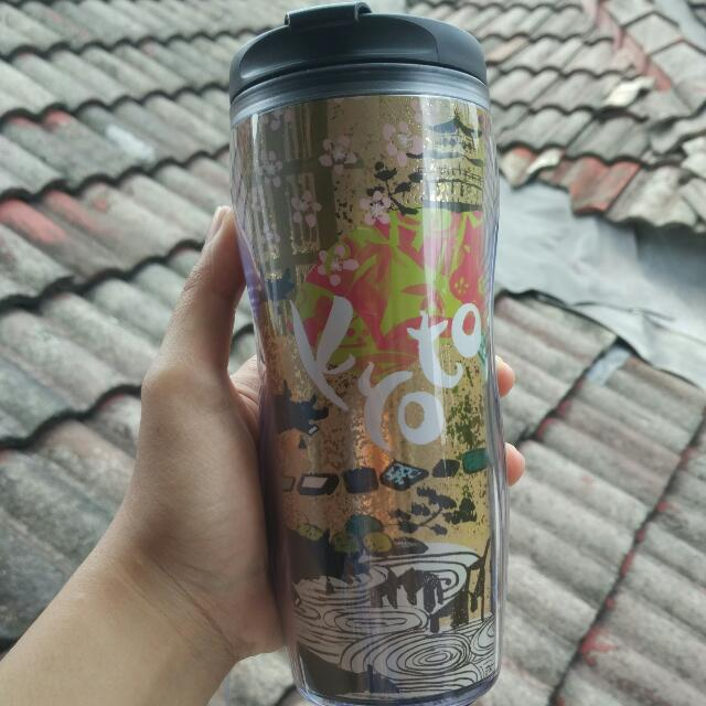 TUMBLER STARBUCKS KYOTO JAPAN
