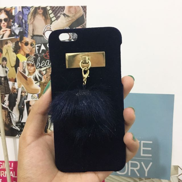 Velvet iPhone 6/6s Case