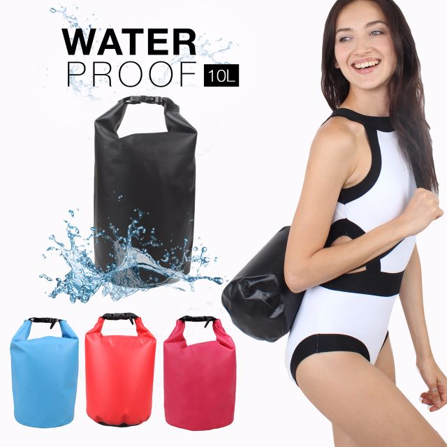 Waterproof Dry Bag with Straps