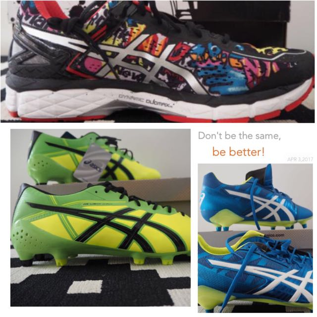 X3 Asics Boots Footwear TODAY ONLY