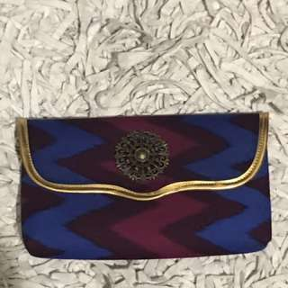 NEW clutch batik cantik OBRAL