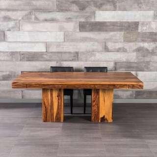 Rosewood Luxury Table