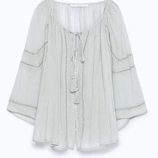 New Zara Blouse