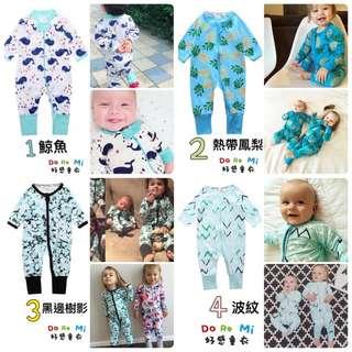 🚚 多款歐美ins嬰幼兒連身衣 0-3歲