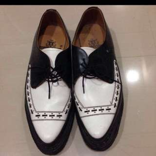 George Cox Leather Shoe