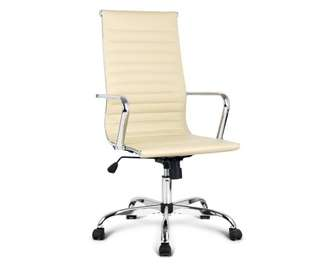 PU Leather High Back Office Chair