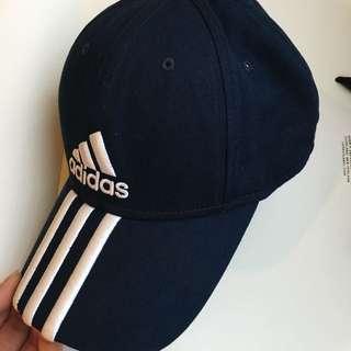 Navy adidas Cap
