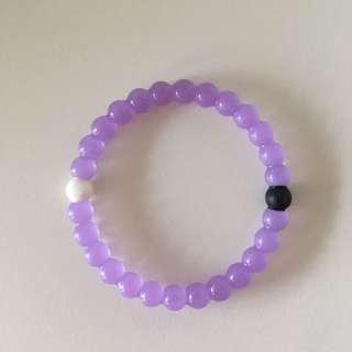Real Purple Loakai Bracelet