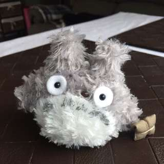 Brand New Grey Plush Totoro