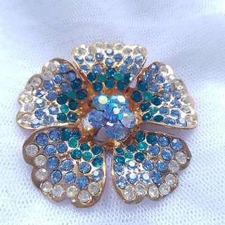 Blue Flower Booch