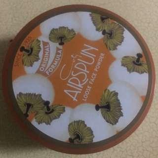 Airspun Translucent Extra Coverage Powder