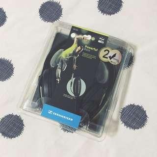 BNIB Sennheiser HD202 Headphones Headset