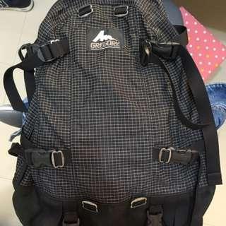 Gregory 33L 黑格紋後背包
