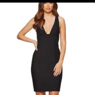 Kookai Dress Black