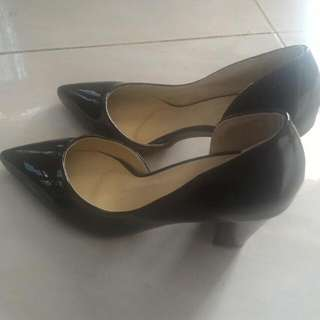 Vilena High Heels Black Bekas