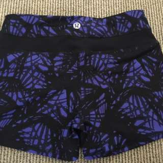 Lululemon Sports Shorts