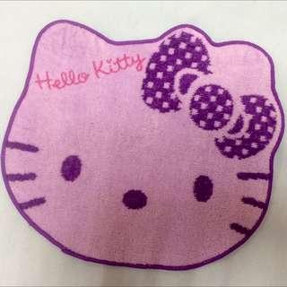 日本Hello Kitty小毛巾
