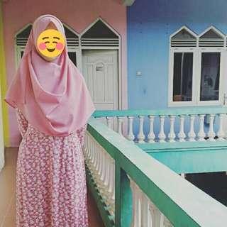 Pashmina Instan Hijab Arini