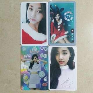 [現貨]Twice自製卡