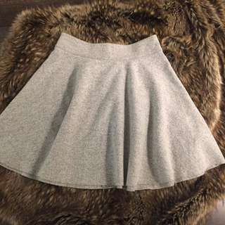 Club Monaco Wool Skirt