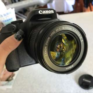 Canon EOS 600D With Box And Accessories