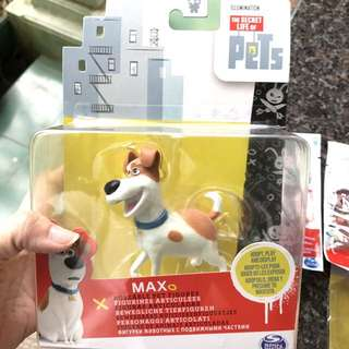 Action Figures LIFE OF PETS