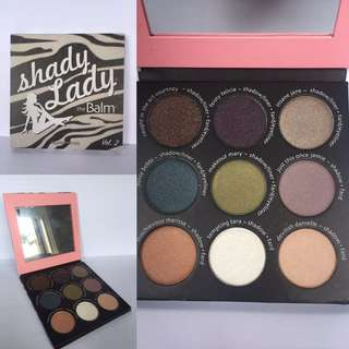 TheBalm Shady Lady Vol.2 Palette