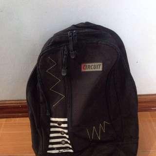 Circuit Black Bag
