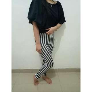 Legging Strip