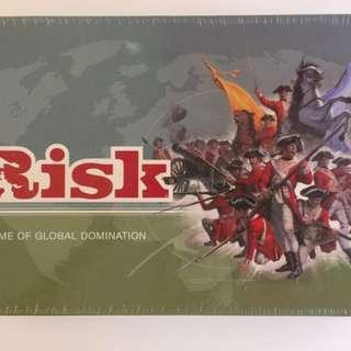 Original RISK Board game (BNIB)